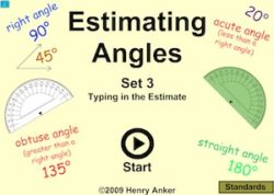 estimating angles set 3