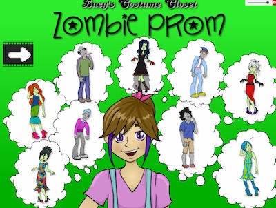 Zombie Prom Division