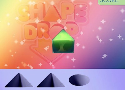 Shape Drop