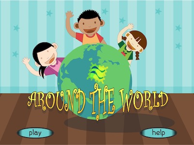 Around the World Math