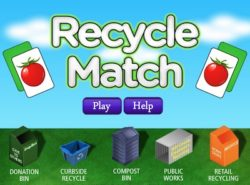 recycle match