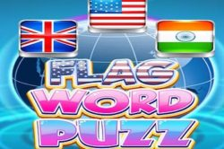 Flag Word Puzz