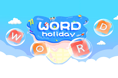 Word Holiday (Make Words)