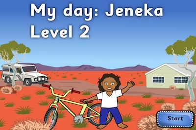 My Day - Level 2 (Learn English with Jeneka)