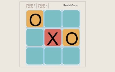 Tic Tac Toe - A Mind Teaser For Kids