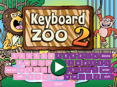 Keyboard Zoo 2 Game