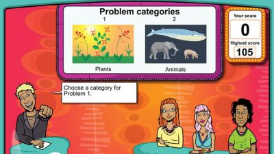 Quiz Related to Nature 2: Get the Problem