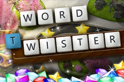 Words Finding Puzzle