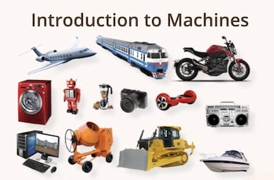 Introduction to Machine and the Quiz - Grade 3